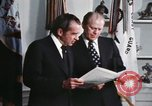 Image of Vice President Gerald Ford Washington DC USA, 1973, second 9 stock footage video 65675056870