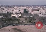 Image of White House Washington DC USA, 1972, second 9 stock footage video 65675056871