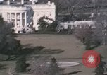 Image of White House Washington DC USA, 1972, second 2 stock footage video 65675056873