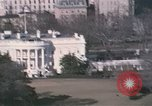 Image of White House Washington DC USA, 1972, second 3 stock footage video 65675056873