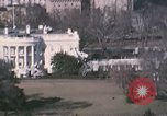 Image of White House Washington DC USA, 1972, second 4 stock footage video 65675056873