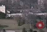 Image of White House Washington DC USA, 1972, second 5 stock footage video 65675056873