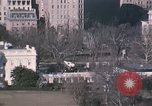 Image of White House Washington DC USA, 1972, second 7 stock footage video 65675056873