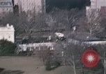 Image of White House Washington DC USA, 1972, second 9 stock footage video 65675056873
