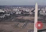 Image of Washington Monument and Potomac River Washington DC USA, 1972, second 3 stock footage video 65675056875
