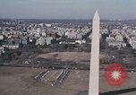 Image of Washington Monument and Potomac River Washington DC USA, 1972, second 5 stock footage video 65675056875