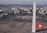 Image of Washington Monument and Potomac River Washington DC USA, 1972, second 6 stock footage video 65675056875