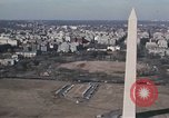 Image of Washington Monument and Potomac River Washington DC USA, 1972, second 7 stock footage video 65675056875