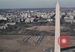 Image of Washington Monument and Potomac River Washington DC USA, 1972, second 8 stock footage video 65675056875