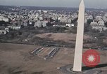Image of Washington Monument and Potomac River Washington DC USA, 1972, second 10 stock footage video 65675056875