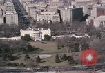 Image of White House Washington DC USA, 1972, second 4 stock footage video 65675056879