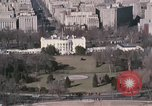 Image of White House Washington DC USA, 1972, second 6 stock footage video 65675056879