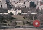 Image of White House Washington DC USA, 1972, second 9 stock footage video 65675056879