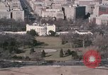 Image of White House Washington DC USA, 1972, second 10 stock footage video 65675056879