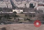 Image of White House Washington DC USA, 1972, second 11 stock footage video 65675056879