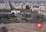 Image of White House Washington DC USA, 1972, second 12 stock footage video 65675056879
