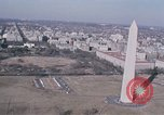 Image of Marine One Helicopter flight Washington DC USA, 1972, second 5 stock footage video 65675056883