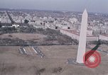 Image of Marine One Helicopter flight Washington DC USA, 1972, second 6 stock footage video 65675056883