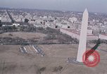 Image of Marine One Helicopter flight Washington DC USA, 1972, second 7 stock footage video 65675056883