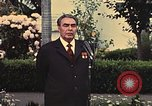 Image of Soviet Premiere Leonid Brezhnev San Clemente California USA, 1973, second 10 stock footage video 65675056896