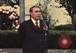 Image of Soviet Premiere Leonid Brezhnev San Clemente California USA, 1973, second 11 stock footage video 65675056896