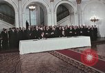 Image of President Richard Nixon Moscow Russia Soviet Union, 1972, second 1 stock footage video 65675056903