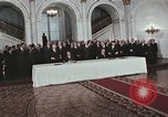 Image of President Richard Nixon Moscow Russia Soviet Union, 1972, second 4 stock footage video 65675056903