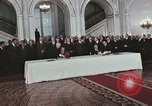 Image of President Richard Nixon Moscow Russia Soviet Union, 1972, second 7 stock footage video 65675056903