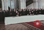 Image of President Richard Nixon Moscow Russia Soviet Union, 1972, second 8 stock footage video 65675056903