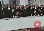Image of President Richard Nixon Moscow Russia Soviet Union, 1972, second 11 stock footage video 65675056903