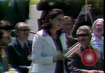 Image of President Richard Nixon San Clemente California USA, 1973, second 7 stock footage video 65675056919
