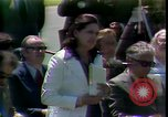 Image of President Richard Nixon San Clemente California USA, 1973, second 8 stock footage video 65675056919