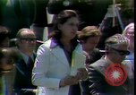 Image of President Richard Nixon San Clemente California USA, 1973, second 10 stock footage video 65675056919