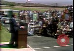 Image of President Richard Nixon addresses confidentiality San Clemente California USA, 1973, second 7 stock footage video 65675056920