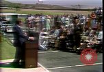 Image of President Richard Nixon addresses confidentiality San Clemente California USA, 1973, second 8 stock footage video 65675056920