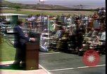 Image of President Richard Nixon addresses confidentiality San Clemente California USA, 1973, second 9 stock footage video 65675056920