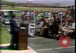 Image of President Richard Nixon addresses confidentiality San Clemente California USA, 1973, second 10 stock footage video 65675056920
