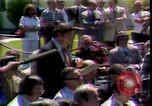 Image of President Richard Nixon San Clemente California USA, 1973, second 9 stock footage video 65675056922