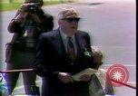 Image of President Richard Nixon San Clemente California USA, 1973, second 12 stock footage video 65675056925
