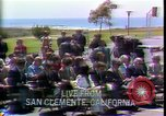 Image of President Richard Nixon San Clemente California USA, 1973, second 5 stock footage video 65675056926