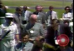 Image of President Richard Nixon San Clemente California USA, 1973, second 4 stock footage video 65675056927