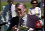 Image of President Richard Nixon San Clemente California USA, 1973, second 10 stock footage video 65675056928