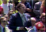 Image of President Richard Nixon San Clemente California USA, 1973, second 4 stock footage video 65675056929