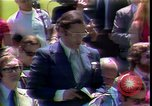 Image of President Richard Nixon San Clemente California USA, 1973, second 6 stock footage video 65675056929
