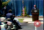 Image of President Richard Nixon San Clemente California USA, 1973, second 10 stock footage video 65675056929