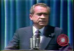 Image of President Richard Nixon San Clemente California USA, 1973, second 2 stock footage video 65675056930