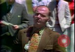 Image of President Richard Nixon San Clemente California USA, 1973, second 8 stock footage video 65675056930