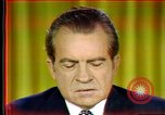 Image of Nixon's speech Washington DC USA, 1973, second 1 stock footage video 65675056953