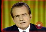 Image of Nixon's speech Washington DC USA, 1973, second 3 stock footage video 65675056953