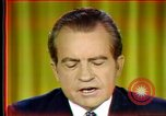 Image of Nixon's speech Washington DC USA, 1973, second 4 stock footage video 65675056953